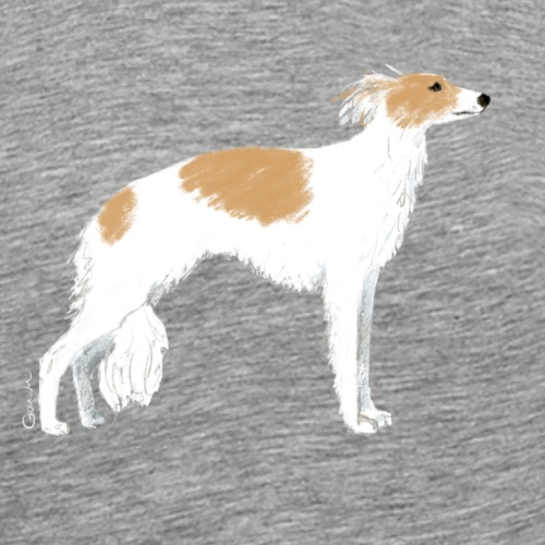 Silken - Männer Premium T-Shirt