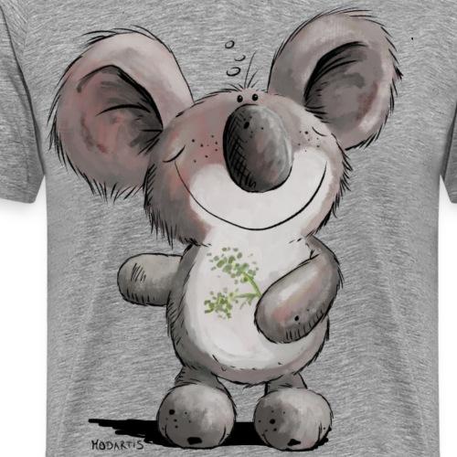 Drolliges Koala Bärchen - Männer Premium T-Shirt