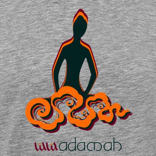 Yoga Cloud - Men's Premium T-Shirt