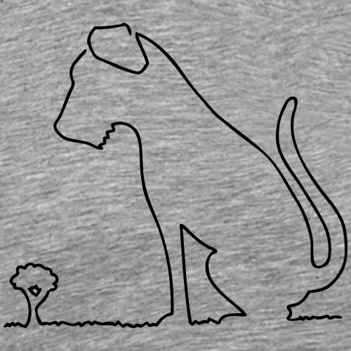 Pinkelpause? - Männer Premium T-Shirt