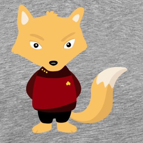 Renard Starship - T-shirt Premium Homme