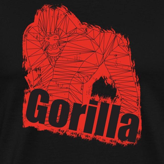 Red Gorilla
