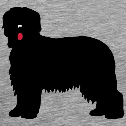 Briard - Männer Premium T-Shirt
