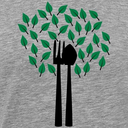 Gärtner Baum - Männer Premium T-Shirt