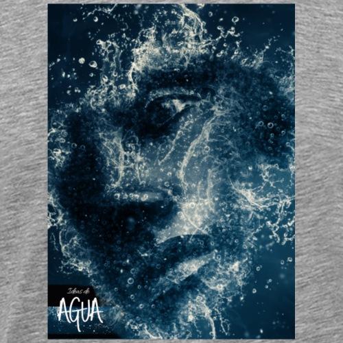 Water Mask - Men's Premium T-Shirt