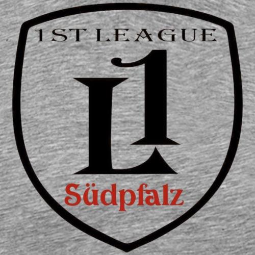 Logo Umrisse - Männer Premium T-Shirt