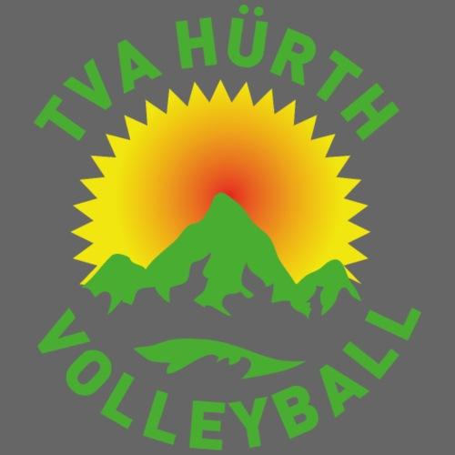 TVA Hürth logo grün - Männer Premium T-Shirt