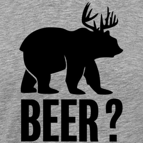 Beer - T-shirt Premium Homme