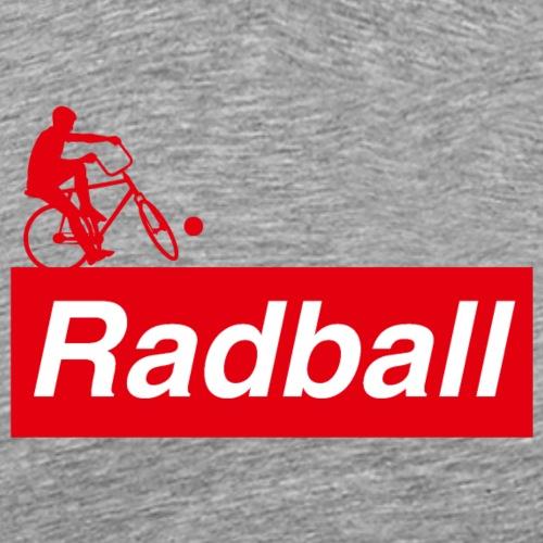 Radball | Red - Männer Premium T-Shirt