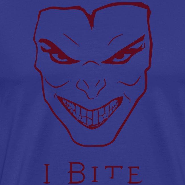 Camiseta Vampiro «I Bite»