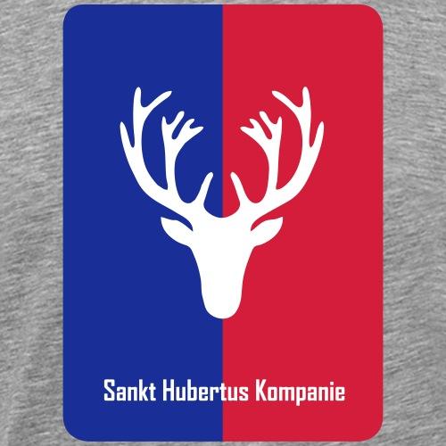 Sankt-Hubertus-ML-dreifarbig - Männer Premium T-Shirt