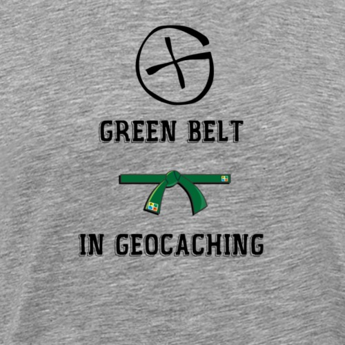 GREEN BELT - T-shirt Premium Homme