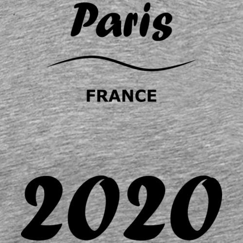 Paris 2020 - Men's Premium T-Shirt