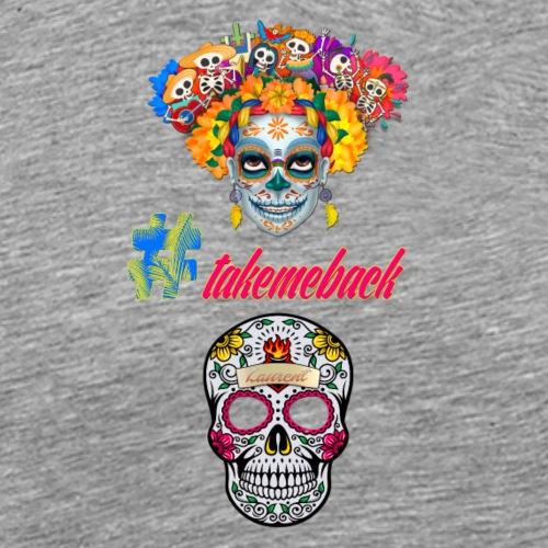 Takemeback - T-shirt Premium Homme