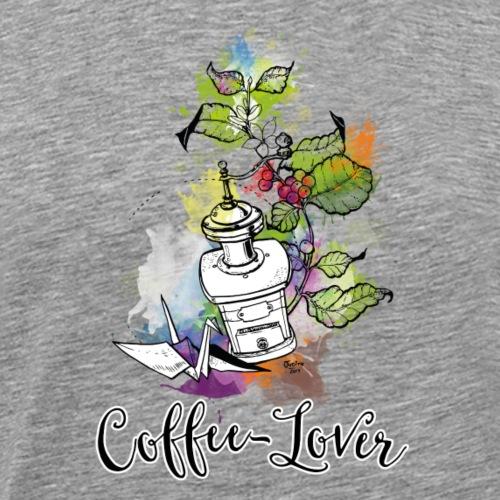 Coffee-Lover - Männer Premium T-Shirt