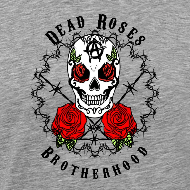 Dead Roses 2nd Logo