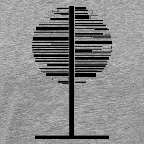 Tree - Premium-T-shirt herr