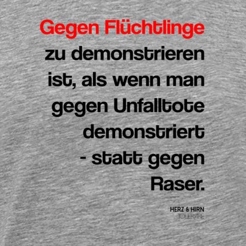raser2 - Männer Premium T-Shirt