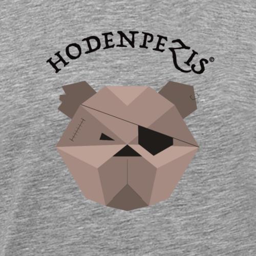 HODENPEZIS Origin Team Black - Männer Premium T-Shirt