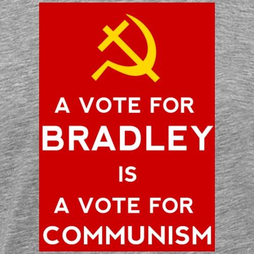 A vote for communism - Men's Premium T-Shirt
