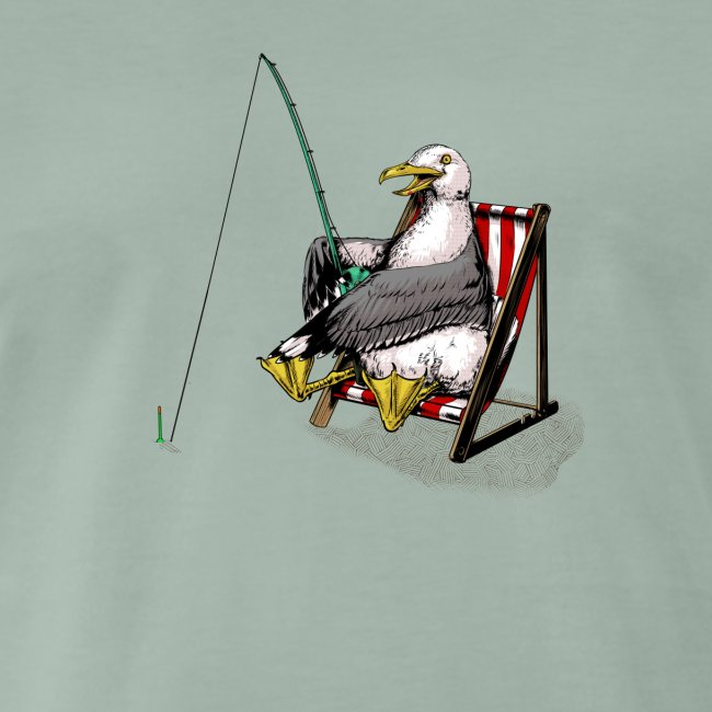 Seagull Fisher