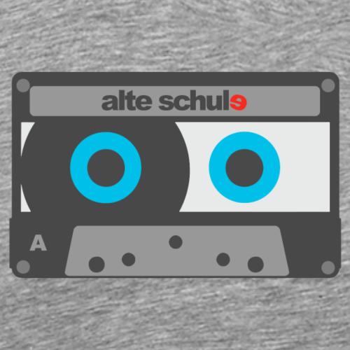 Alte Schule - Männer Premium T-Shirt