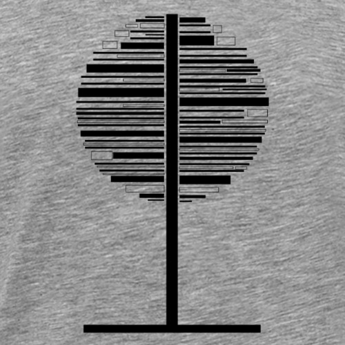 Tree - Herre premium T-shirt
