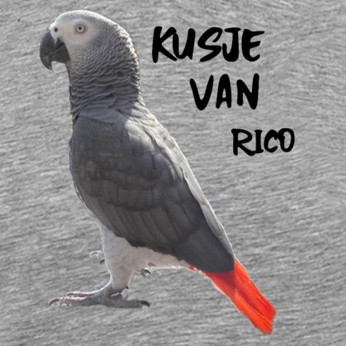 Kusje van Rico - Mannen Premium T-shirt