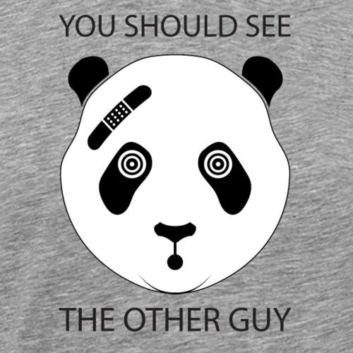 Tough Panda - Men's Premium T-Shirt