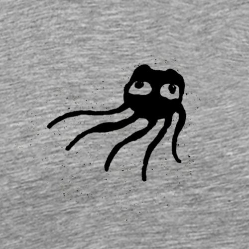Lustige Tiere Qualle - Männer Premium T-Shirt