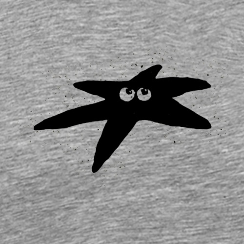 Lustige Tiere Seestern - Männer Premium T-Shirt