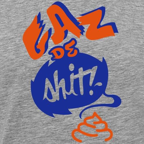 GAZ de Shit - T-shirt Premium Homme