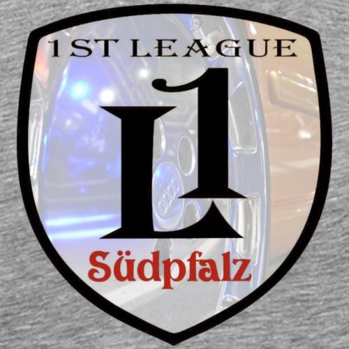 1st League Logo Audifelge - Männer Premium T-Shirt