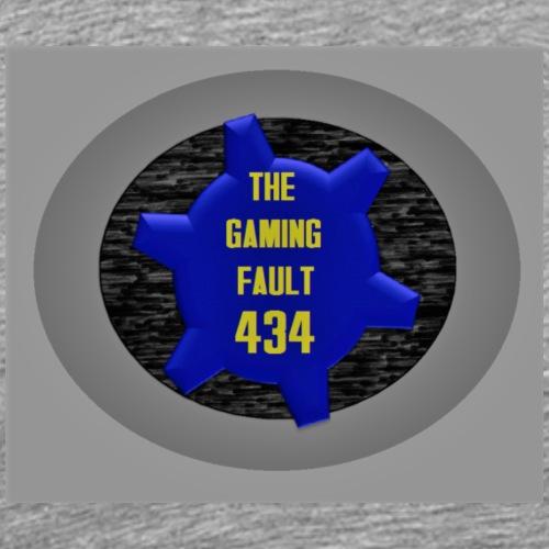 The Gaming fault - Men's Premium T-Shirt