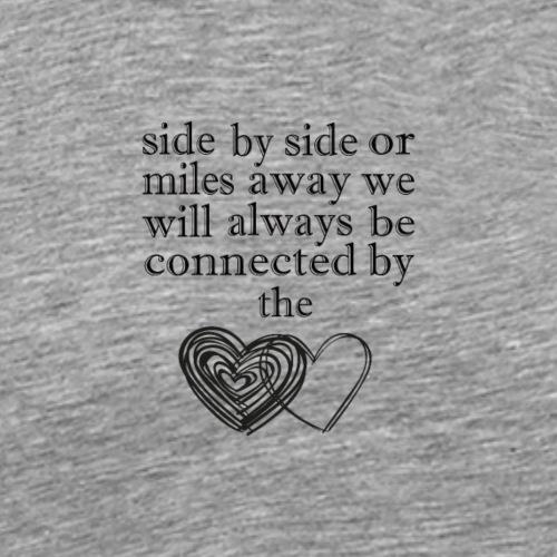 friend quotes - Männer Premium T-Shirt