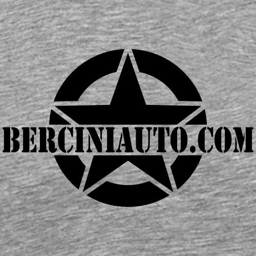 Stella RENEGADE Berciniauto - Maglietta Premium da uomo