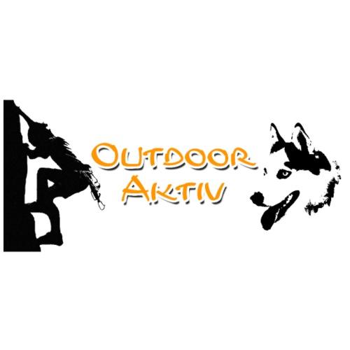 Logo Outdoor-Aktiv - Männer Premium T-Shirt