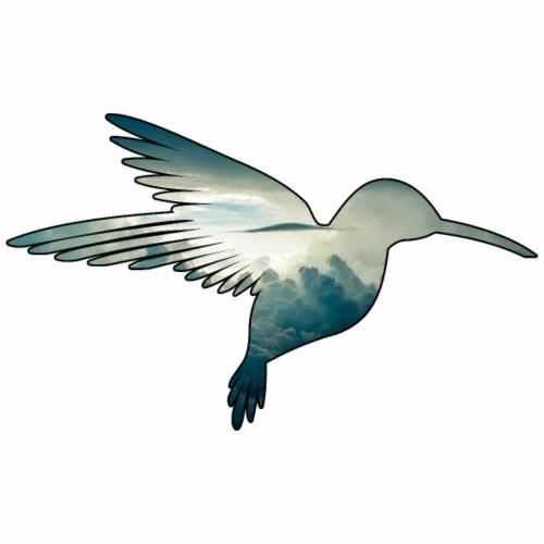 L'Oiseau dans le Ciel ! - T-shirt Premium Homme