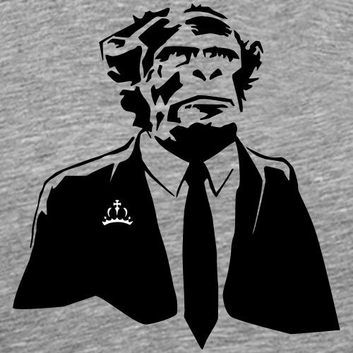 king monkey - Männer Premium T-Shirt