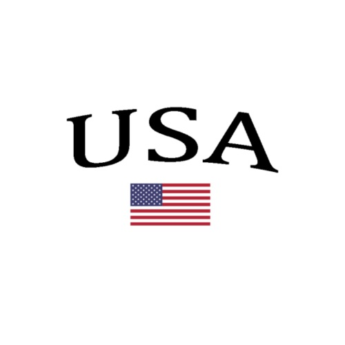 USA, America, Usamade, Trinidad, Laconte, American - Men's Premium T-Shirt