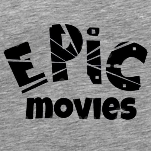 EpicMovies Logo - Mannen Premium T-shirt