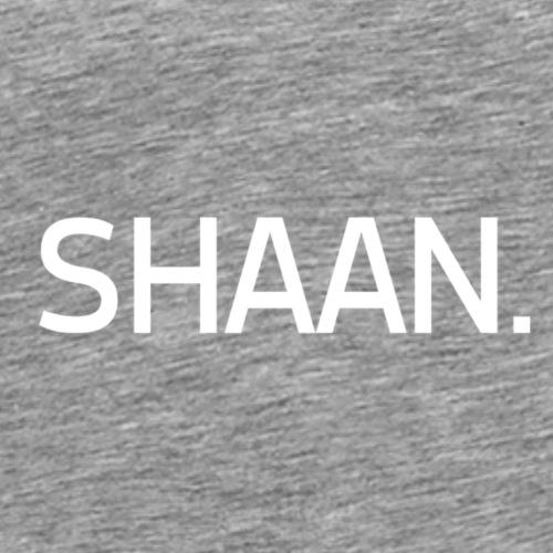 Shanice van de Sanden | White - Mannen Premium T-shirt