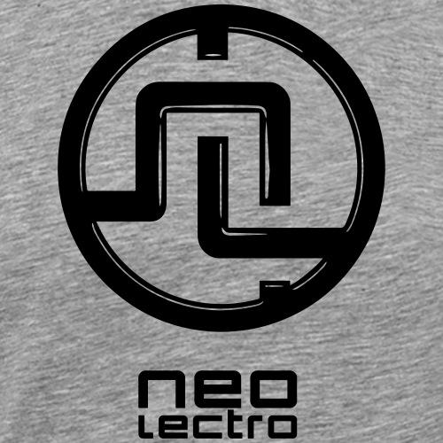 Neo Lectro - Männer Premium T-Shirt