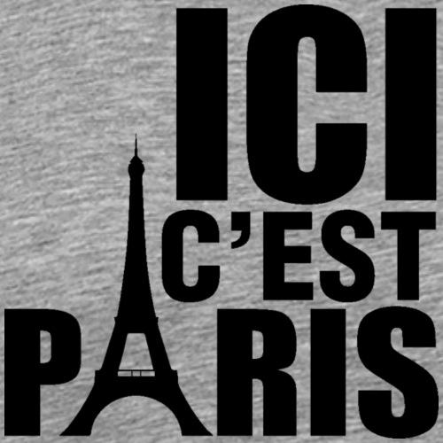 ICI C'EST PARIS - T-shirt Premium Homme