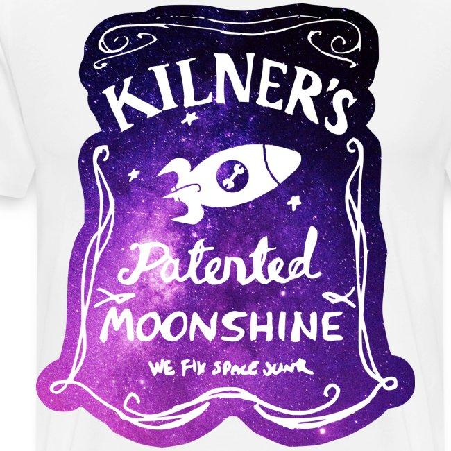 Kilner's Patented Moonshine (Stars)