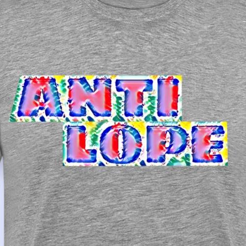 Antilope 006 - Mannen Premium T-shirt