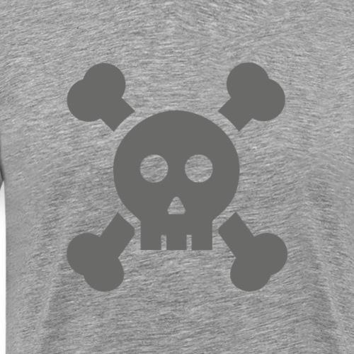 Urban Skull 19 - Men's Premium T-Shirt