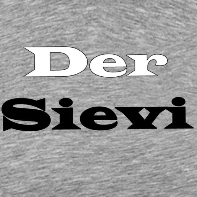"""Der Sievi"" - Schriftzug"