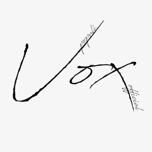 Logo Vox Paint - Maglietta Premium da uomo