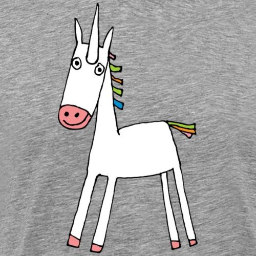 Licorne 9 mam - T-shirt Premium Homme